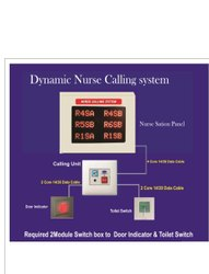 Model DTS/DNCS01,Nurse Calling System-Dynamic