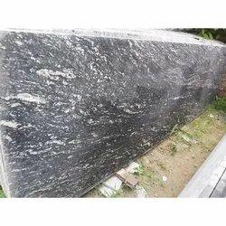 Markino Black Granite Slab, Thickness: 18 mm