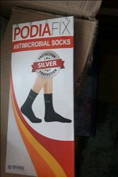 Cotton Unisex Antimicrobial Socks