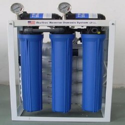 ABS Plastic Wall-mounted 50LPH RO Water Purifier