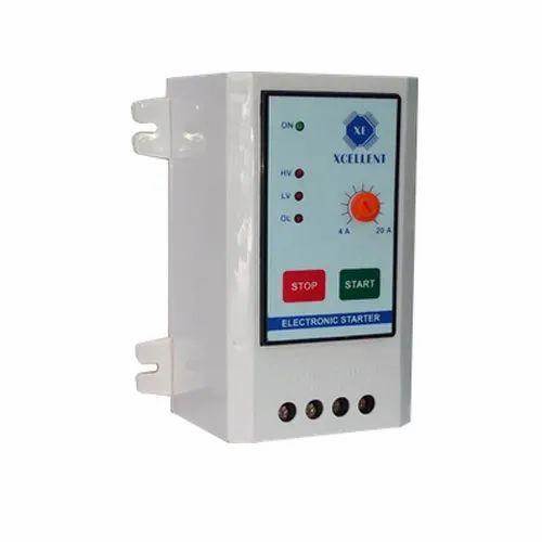 Electronic Starter-Electronic Motor Starter-AC Starter-Overload Protection