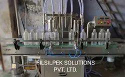 Glass BottleFilling Sealing Machine
