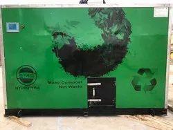 Garden Waste Compost Machine