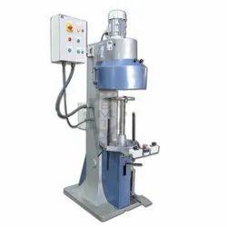 Semi-Automatic Round Can Seamer