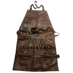 Cow Pull Up Leather Apron