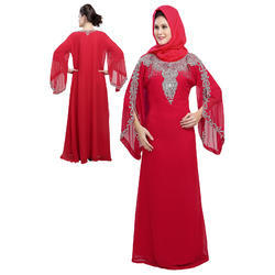 Moroccan Dubai Kaftan For Arabian Ladies