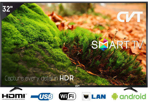 LED Television - CVT 32 Inch Smart LED TV Manufacturer from