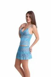 Women Girls Night Gowns Lingires High Quality Comfortable Latest Fashion