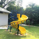 10 Feet Spiral FRP Playground Slide