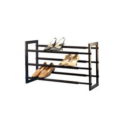 3 Floor Shoe Racks