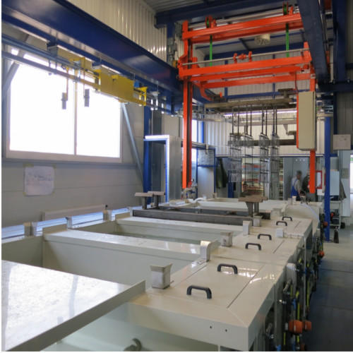 Powder Coating Plant - Spray Pre Treatment Plant Manufacturer from Pune