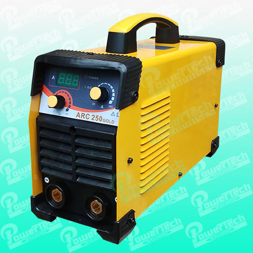 Power Tech Single Phase ARC 250 GOLD Inverter Welding Machine