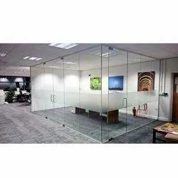 Office Glass Cabin