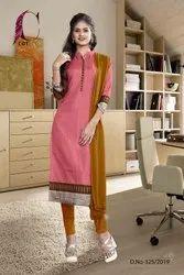 Salwar Kamiz uniform For Jewelleryshowroom