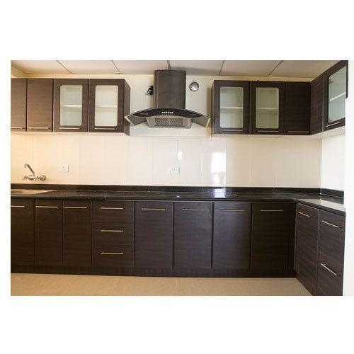 Designer L Shaped Modular Kitchen At Rs 2500 Square Feet: Fancy Modular Kitchen At Rs 1500 /square Feet