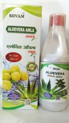 sovam Aloe Amla Juice, For Clinic