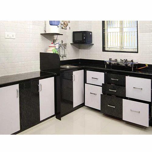 pvc modular kitchen पीवीसी मॉड्यूलर किचन पीवीसी की