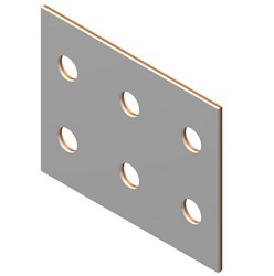 Cu Al Bimetallic Plates