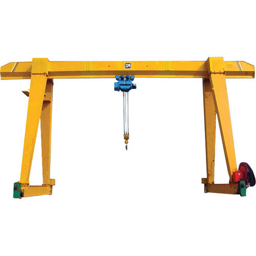 Single And Double Beam Goliath Crane