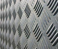 Aluminium Chequired Sheets