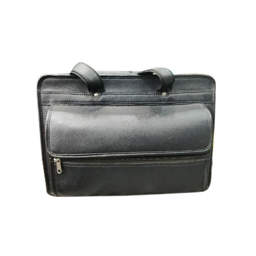 f9a7f07ed7 Black Leather Side Bag