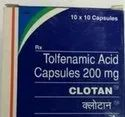 tolfenamic acid 200 mg capsule