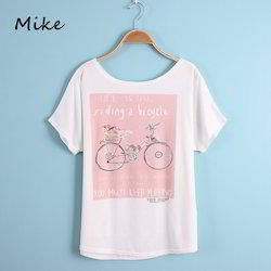 Ladies Printed T Shirt