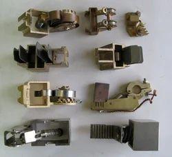 Brass Motor Carbon Brush Holder, For Motors And Generators