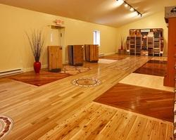 Residential Building 12 Mm Greenlam Laminated Wooden Flooring Service