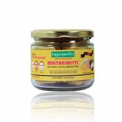 Ayursanthi Multanimitti Natural Facial Cream Bar