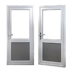 Aluminum Hinged Door
