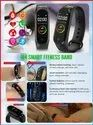 Oem Plastic M4 Smart Fitness Band, For Gym