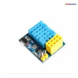 Esp-01S Dht11 Temperature Humidity Sensor Module - Robocraze