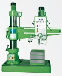All Geared Radial Drill Machine