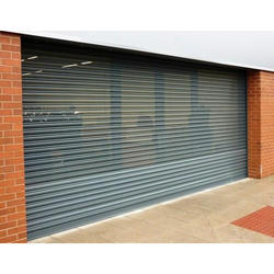 Automatic Rolling Stainless Steel Shutter