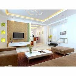 Living Room False Ceiling Designing