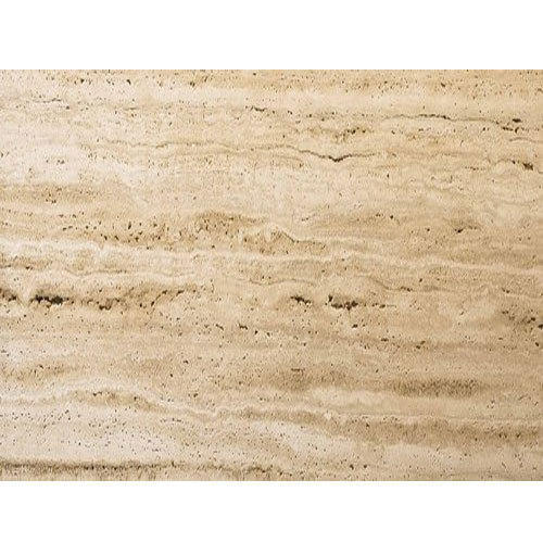 Travertine Marble Usage Flooring Rs 250 Square Feet
