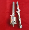 Electroplated Diamond Tube Drill