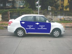 Outdoor Taxicab Advertising
