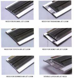 Metal & Wooden Weaving Reed, Packaging Type: Wooden Boxes