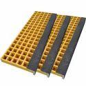 Fiberglass Reinforced Plastic Stair Treads