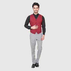 UB-VEST-MAR-0001 House Keeping Vest