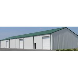 Preengineered Store Shed