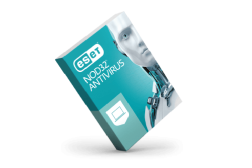 ESET NOD32 Antivirus, 5 PCs,3 Years