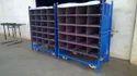Pigeon Hole Storage Rack System