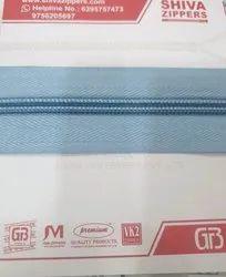 No 8 Nylon Zipper