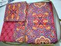 Designer Cotton Printed Double Bed Dohar Set