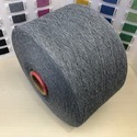 Grey Polyester Hosiery Yarn