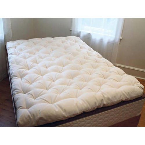 White Cotton Mattress