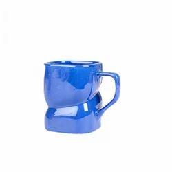 Ceramic Twisted Coffee Mug